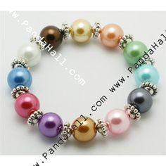 Pearl Glass Bracelets