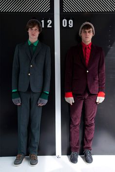 Band Of Outsiders Fall/Winter 2013