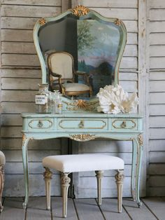 Any nice vanity would do. Very hard to find one that isn't ikea or thousands of dollars....where's the middle ground?