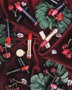 Your lips probably need a dose of nourishing cherry oil The new @yvesrochersg Rouge Vertige lipsticks (black tubes) contain that and come in 40 shades. Or try the Grand Rouge lipsticks (gold tubes) which have camellia and organic sesame oils. $13-$18 available at Yves Rocher stores. #nylonsgbeauty via NYLON SINGAPORE MAGAZINE OFFICIAL INSTAGRAM -Celebrity Fashion Haute Couture Advertising Culture Beauty Editorial Photography Magazine Covers Supermodels Runway Models