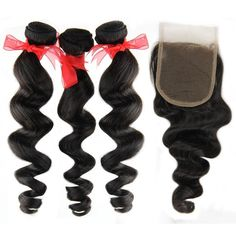 Affordable Compounded Brazilian Loose Wavy Virgin Hair Weave/Weft Hair Extensions http://www.ishowigs.com/affordable-compounded-brazilian-loose-wavy-virgin-hair-weave-weft-hair-extensions-heww58692437.html