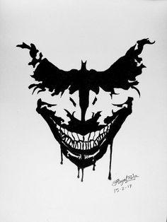 Ethereal Learn To Draw Comics Ideas. Fantastic Learn To Draw Comics Ideas. Batman Tattoo, Comic Tattoo, Joker Tattoos, Game Tattoos, Joker Face Tattoo, Batman Artwork, Batman Wallpaper, Batman Music, Joker Drawings