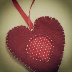 Imperfect felt heart Pot Holders, Im Not Perfect, Felt, Crafty, Sewing, Creative, Inspiration, Biblical Inspiration, Felting
