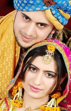 lovely just married #Pakistani couple