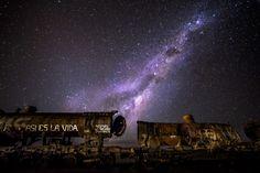 ¡Unboliviable! Train Graveyard, Potosi Bolivia | by Yoshikifujiwara