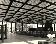 How Mies van der Rohe's creation remains a declaration of grandeur and an optimistic statement of Toronto's arrival on the world stage Now Magazine, Modern Classic, Toronto, Louvre, Architecture, World, Building, Van, Arquitetura