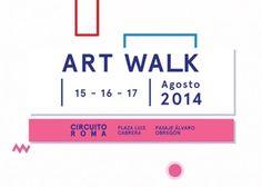 ARTWALK - http://artwalkmexico.com/