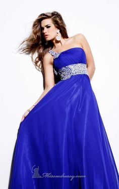 Sherri Hill Dress-Love this color
