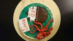 Tort dla Doriana,  fana Krakena
