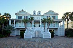 Isle of Palms house rental - 110 Ocean Blvd, Isle of Palms, SC 29451 10 Bedroom, 10 Full Baths, 2 Half Baths, Sleeps 28, 7000 SF