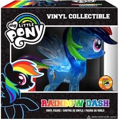 Funko POP My Little Pony Rainbow Dash! Vinyl Figure