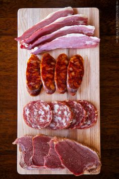 Wild Game Charcuterie | Trappers Cabin | Beaver Creek, CO | FamilyFreshCooking.com