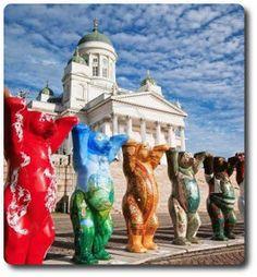 Excursión para tu crucero en Helsinki con TU Italia