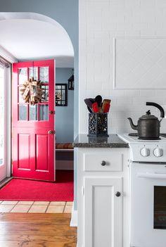 Kitchen Kitchen Cabinets, Home Decor, Restaining Kitchen Cabinets, Homemade Home Decor, Kitchen Base Cabinets, Interior Design, Home Interiors, Decoration Home, Home Decoration
