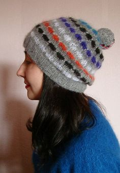 Ravelry: Happy Circles Hat pattern by Irina Bil