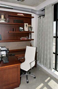 Lofts For Rent, Flat Panel Tv, Closet Storage, Built Ins, Corner Desk, Floors, Toronto, The Neighbourhood, Kitchen Design