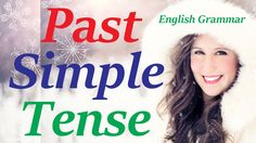 Past Simple Tense in English through Hindi | English grammar rules lesso...