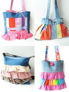 Foto : Cantik bukan? Anda bisa membuat tas yang sama cantiknya ...
