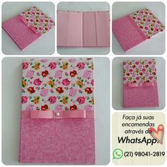 Notebook Cover Design, Notebook Covers, Journal Covers, Foam Crafts, Crafts To Do, Paper Crafts, Diy Crafts, Decorate Notebook, Diy Notebook