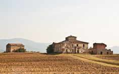 It's easy to dig deep on a farm in, say, Tuscany.
