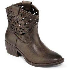 Arizona Western Booties Jessie gray girls youth size 5 NEW  26.99 http://www.ebay.com/itm/Arizona-Western-Booties-Jessie-gray-girls-youth-size-5-NEW-/261564379003?pt=US_Childrens_Shoes&var=&hash=item827cac407b