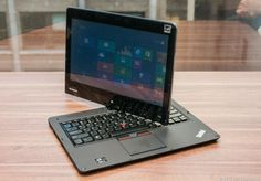 A new laptop is on my list.  Intrigued by this one:  Lenovo ThinkPad Twist Review - Watch CNET's Video & Read Our Review
