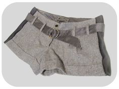 How To Alter Your Shorts To Make Them Bigger : Behind Mytutorlist.com