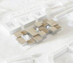Mit den Großen spielen - Wettbewerb für Architekturschule in Aarhus