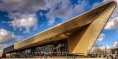Google+ Nieuwe Centraal Station Rotterdam CS