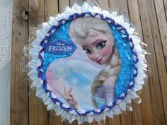 Elsa  frozen pinata disney pinata frozen pinata by Mylittlesofy, $19.99