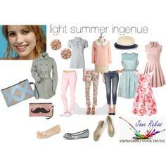light summer ingenue
