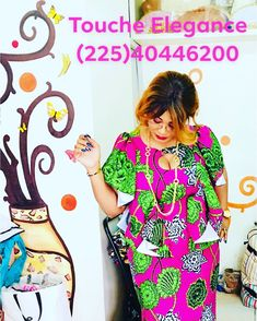 African Attire, African Fashion Dresses, African Wear, African Dress, African Print Dress Designs, Ankara Designs, Plus Size Coats, New Fashion, Womens Fashion