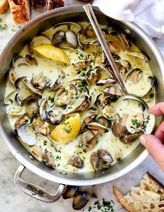 How to Clean and Cook Fresh Clams - Chowhound