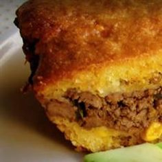 """Hot Tamale Pie 