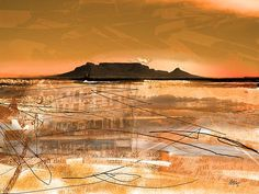 Table Mountain Journal, by Andre Pillay