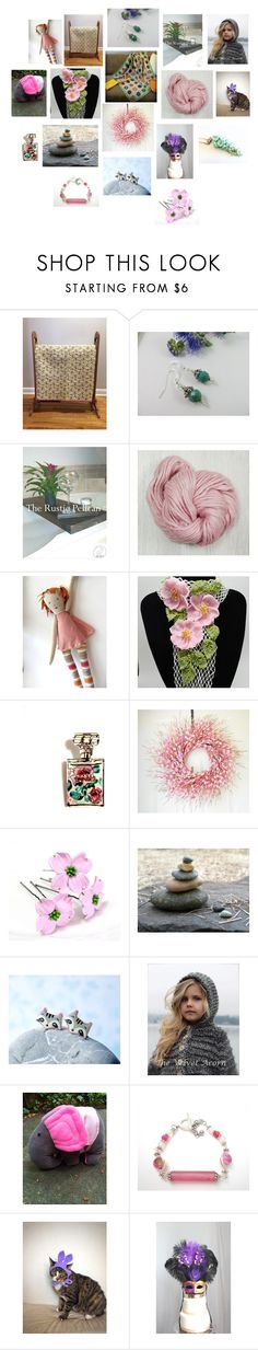 Mamme felici by acasaconmanu on Polyvore featuring мода, Wild Rose, Chanel, Fountain and Masquerade