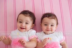 Happy birthday K and S! 1 year old twins celebrate their first birthday with a cake smash portrait session.