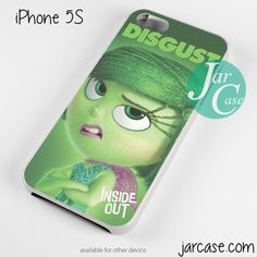 Inside Out Disgust Phone case for iPhone 4/4s/5/5c/5s/6/6 plus