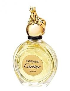 For when you're out and need the right attitude, the name says it all- Panthere by Cartier