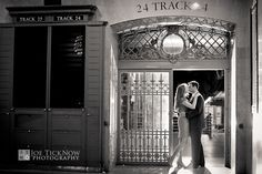 ... Grand Central Station Engagement Photo www.joeticknow.com grand central wedding photos ...
