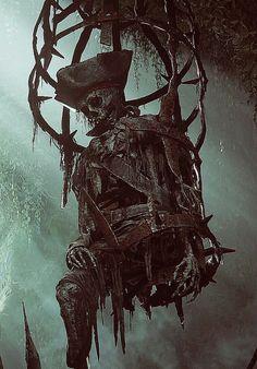 uncharted 4 menu - pirate