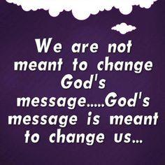 God's Message