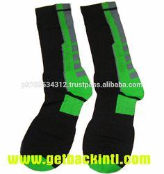 Custom High Quality Polyester-Nylon Sublimation Print Socks , Digital Print Polyester-Nylon Socks, High Elastic Socks