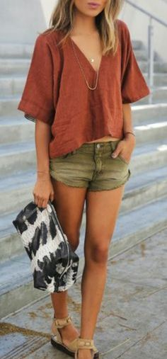 51e934b8eb4 60 Stylish Spring Outfits For Your 2015 Lookbook Summer Outfits 2014