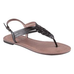 Friendhsip Sandal Black