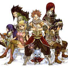 Fairy Tail Team Natsu