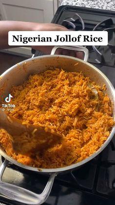 Indian Food Recipes, Vegetarian Recipes, Cooking Recipes, Healthy Recipes, African Recipes, Comida Diy, Nigerian Food, Food Cravings, Soul Food