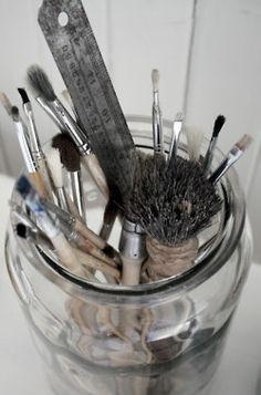 tools of the artist trade
