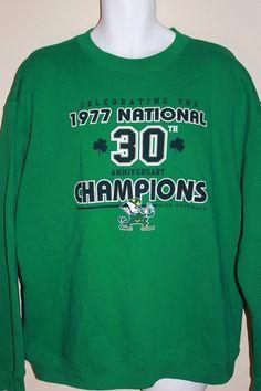 Notre Dame Celebrating The 1977 National Champions 30th Anniversary Adidas #adidas #NotreDameFightingIrish