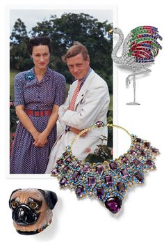 The Duke and Duchess of Windsor - HarpersBAZAAR.com